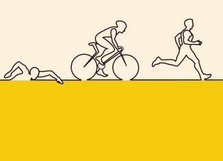 mini triathlon