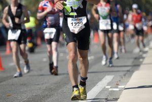 sprint triathlon times
