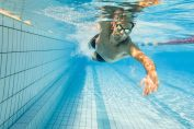 beginner swimming workouts