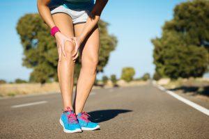 sports knee injuries