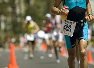 what to eat before a triathlon